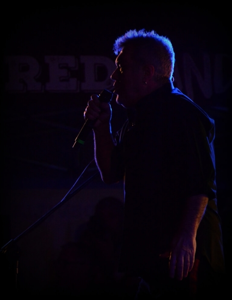 Merit For Jimmy Barnes At Big Red Bash By Caroline Hall