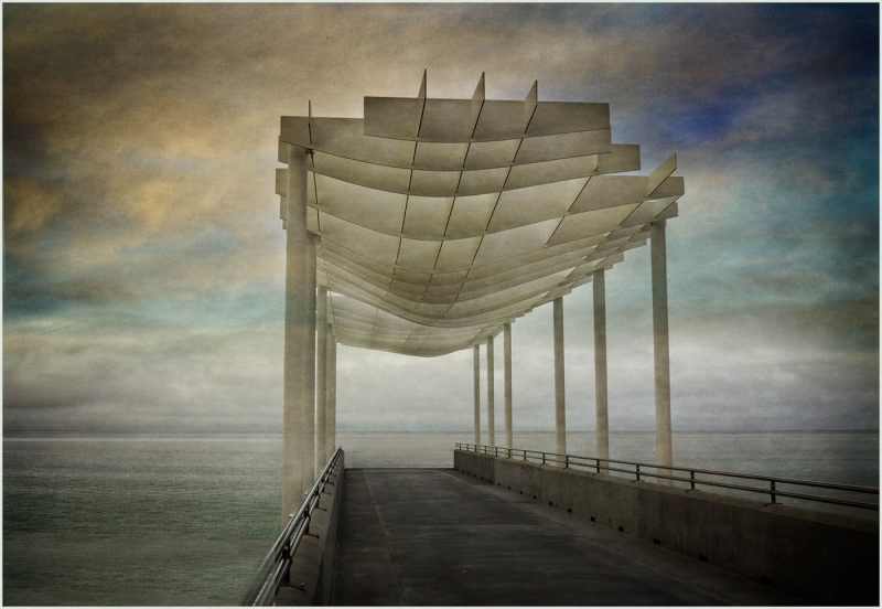Merit For Jetty To Nowhere By Clive Hammond