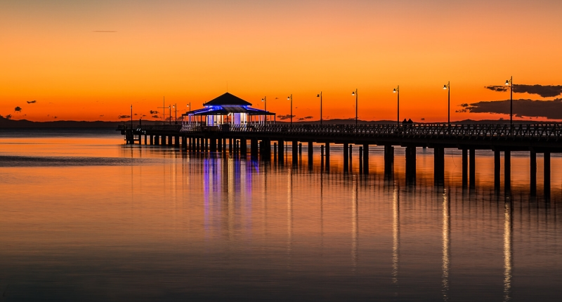 Merit For Shorncliffe Pier By Lekha Suraweera