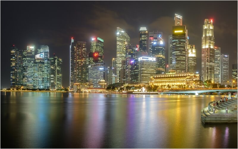 Honour For Marina Bay By Rodney Topor