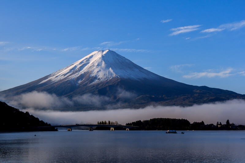 Honour For Mt Fuji By Swarna Wijesekera