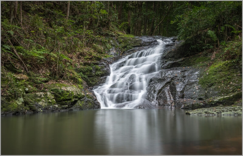 Honour For Hidden Waterfall By Ajantha Vithanage