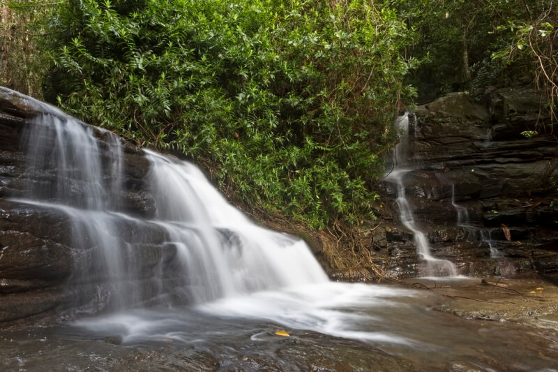 Merit For Cascades At Buderim Falls By Michael Mitchell