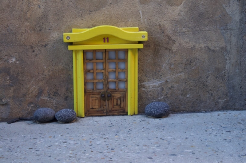 Merit For Little Yellow Door By Joni Keenan
