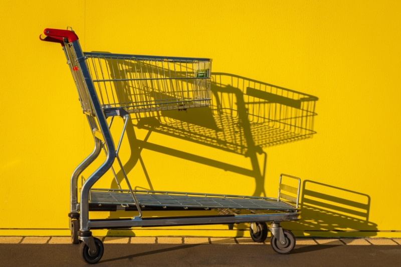 Merit For Trolley By Bruce McDonald