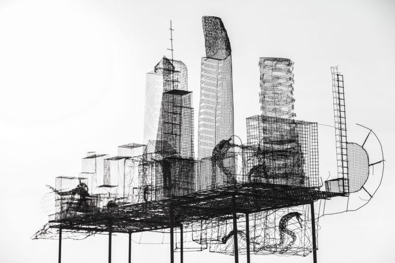 Merit For 91 Our City By Shuying Jiang