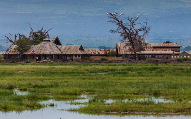 Merit For Abandoned Hotel In Africa By Swarna Wijesekera