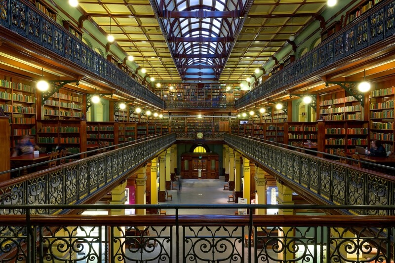 Merit For Mortlock Library By Eligia Sword