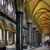 Salisbury Cathedral  Set Subject  Merit   A Grade By  Hector Beveridge